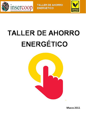 TALLER DE AHORRO DE ENERGIA