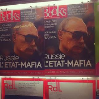 La mafia Russe au coeur du pouvoir en Russie