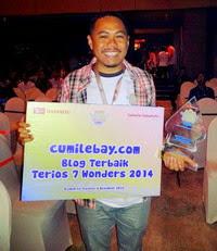 Blog Terbaik Terios 7 Wonders 2014