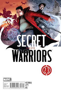 Secret Warriors #23 - Comic of the Day