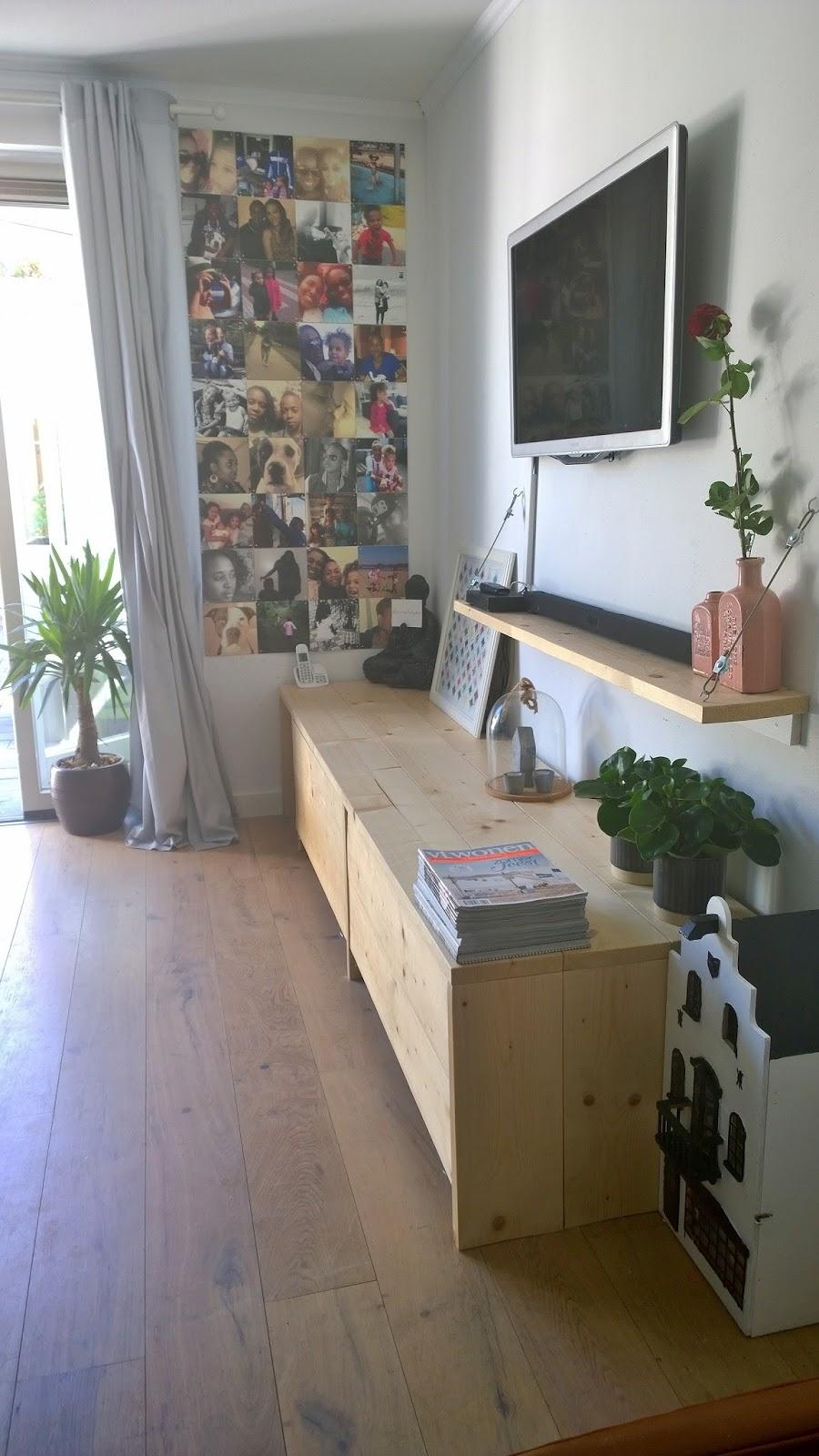 Pimpish: restyle van de woonkamer  deel 2