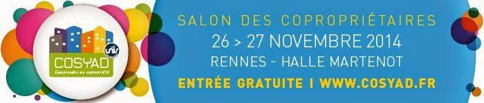 Belvia Immobilier au Salon COSYAD à Rennes