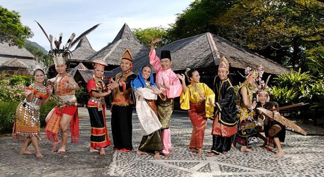 砂拉越文化村