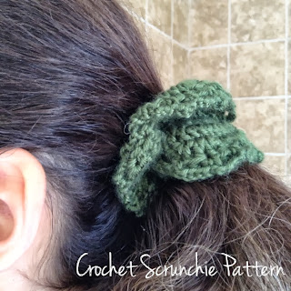 Hair Scrunchie - Instructables - DIY How To Make Instructions
