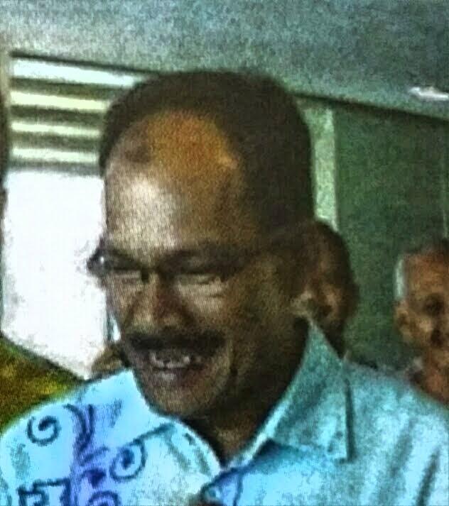 Abdul Rahman b. Mohd Saad