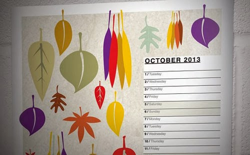 Calender Indesign CS6 Tutorial