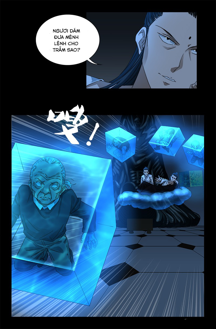 Huyết Ma Nhân Chap 302 - Trang 5