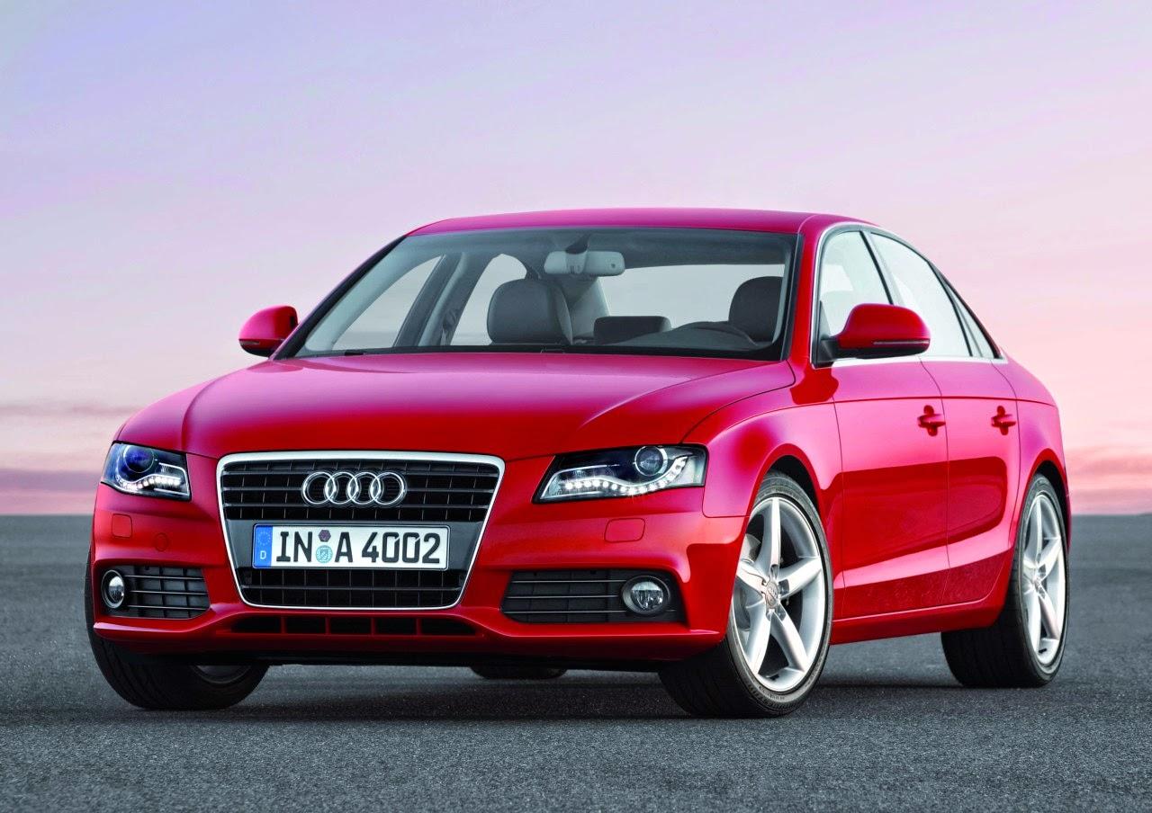 Kalo Tidak Ada Rintangan Audi A4 Terbaru Segera Hadir September