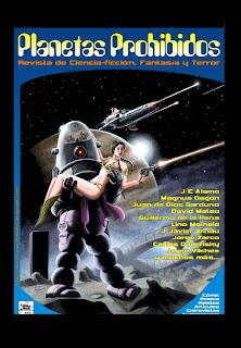 Revista Planetas Prohibidos nº 1 Pdf