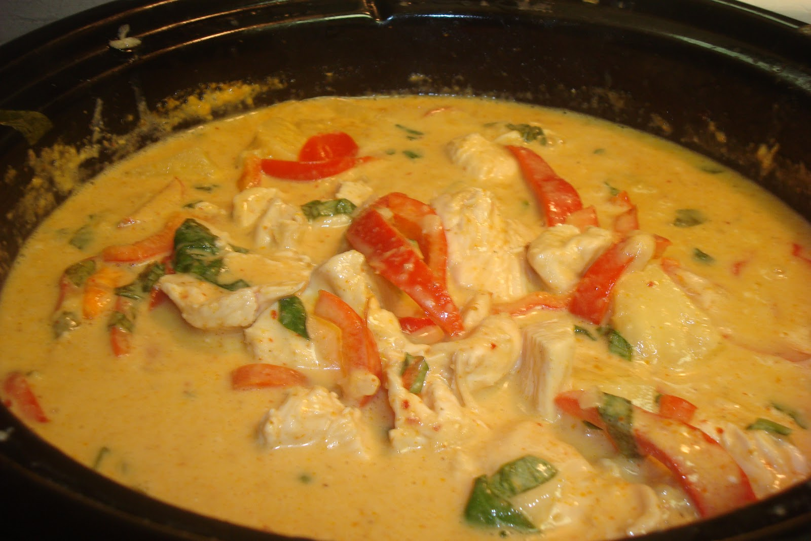 ... Butter: Adventures in the Delectable: Thai Chicken and Pineapple Curry