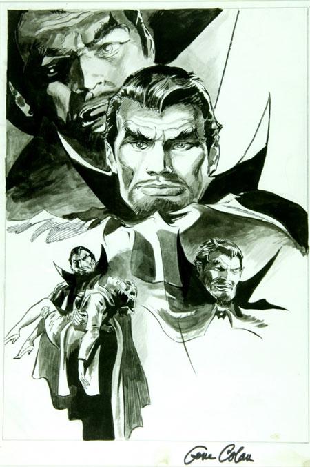 Gene Colan - Drácula
