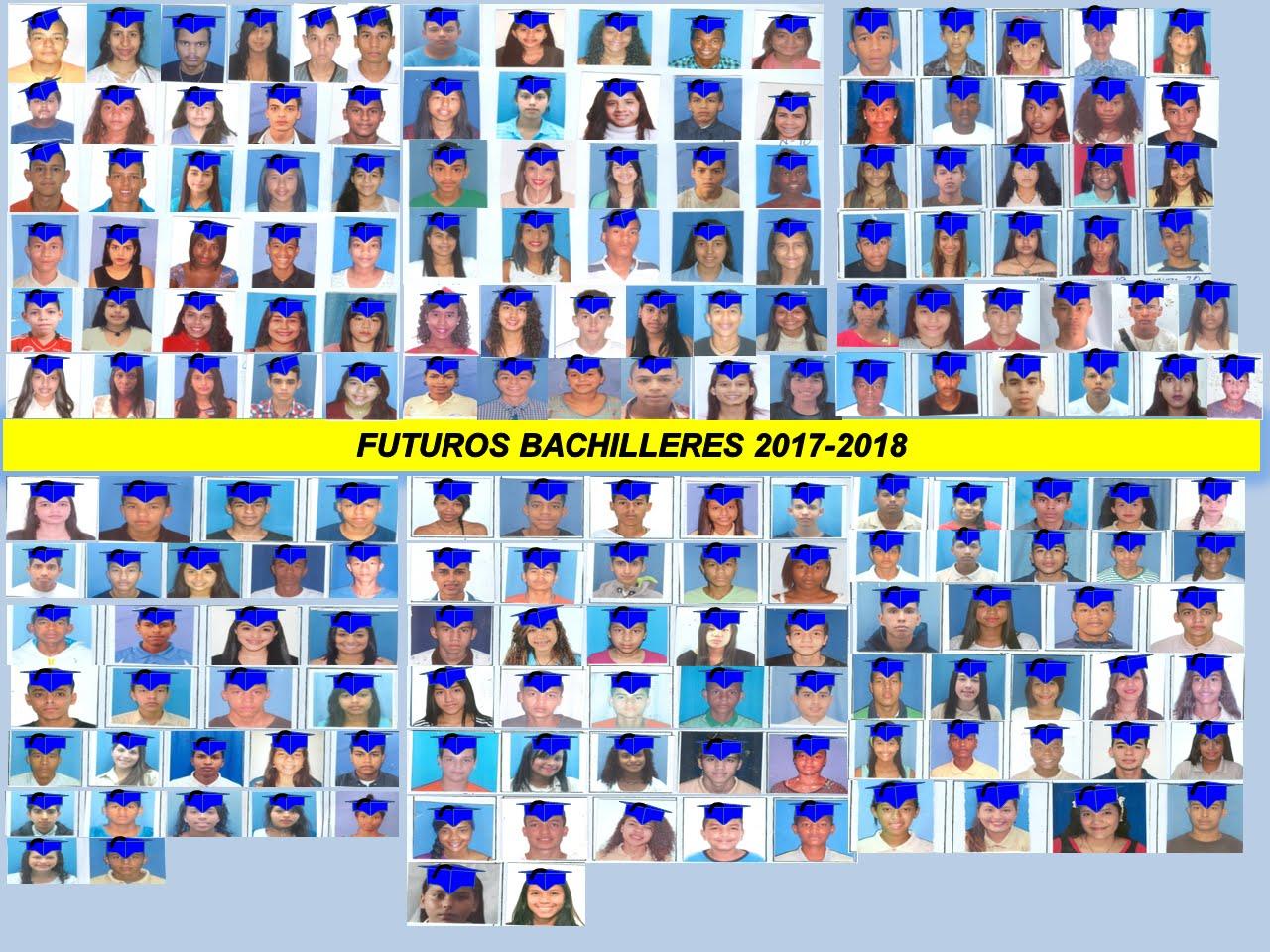 Graduandos 2017-2018