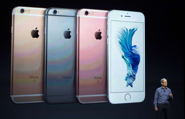 iPhone 6S dan 6S Plus Miliki RAM 2GB