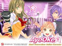 Ayo Oke Game Karaoke Online Terbaru Megaxus 2103