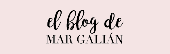 El blog de Mar Galián