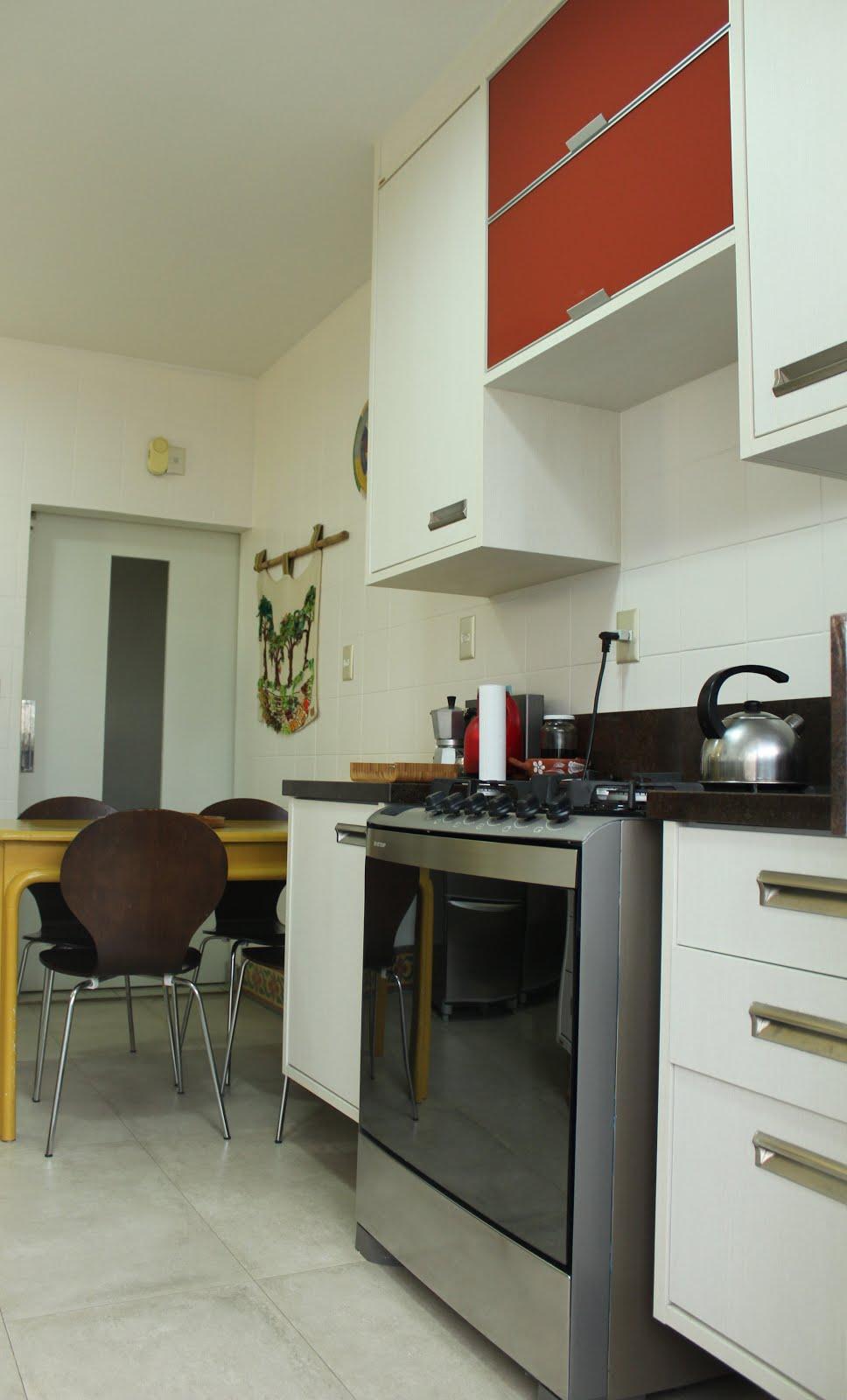Reforma de cozinha apartamento na Barra - Salvador
