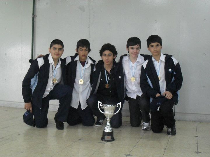 Torneo pcial 2011