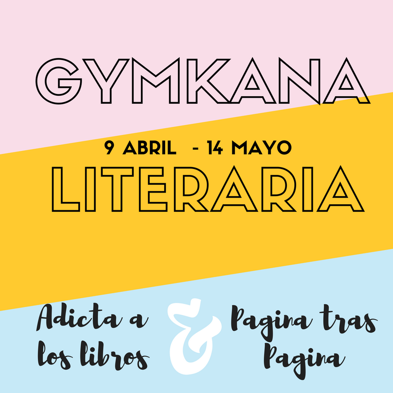 ¡Participa en la Gymkana literaria que organizamos!