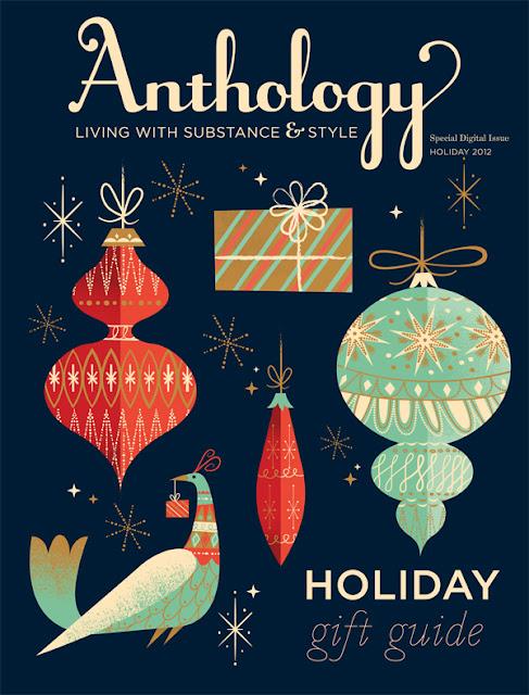 Antology, Holiday, Gift Guide, 2012, Navidad, Christmas, online