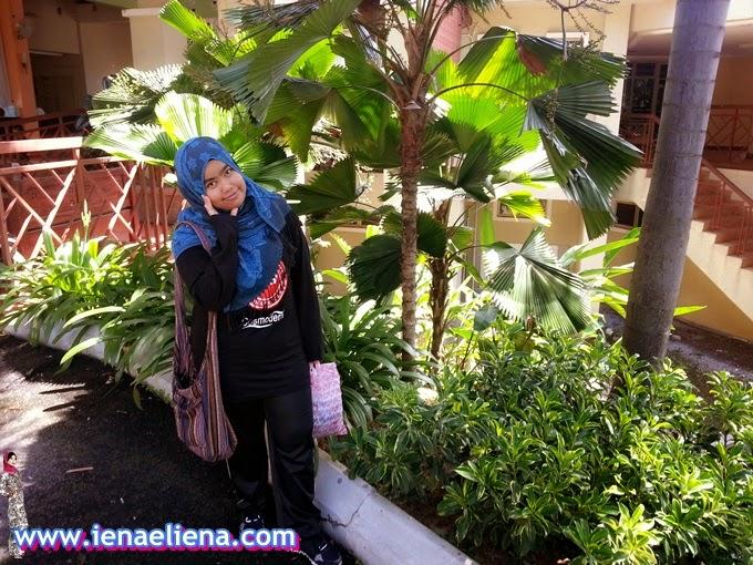 KBBA Blogger's Day Out Di Kelab Komuniti Taman Tasik Cyberjaya