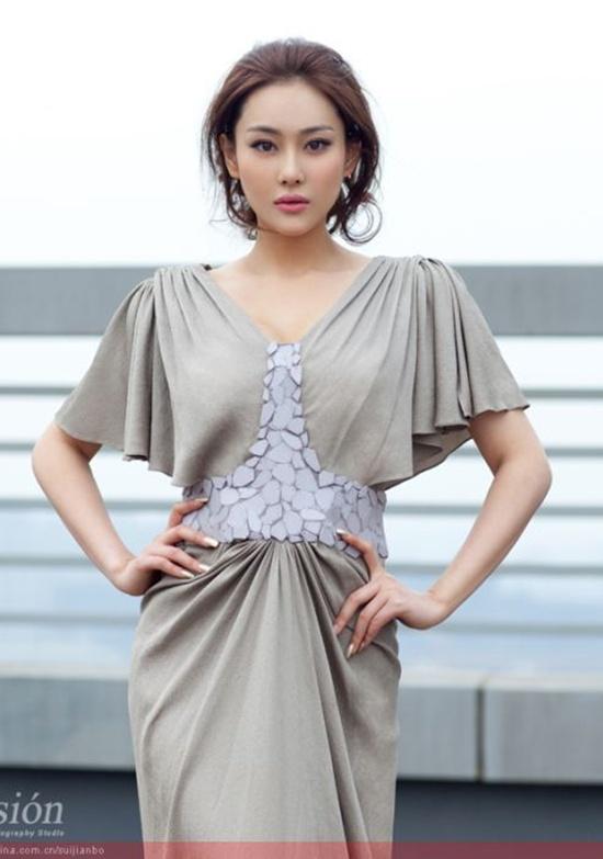 Beauty Temptation Zhang Xin Yu | Asia Cantik Blog
