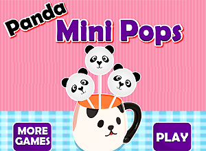 Panda Mini Pops