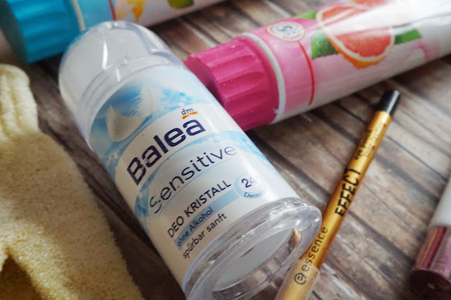 Balea - Sensitive Deo Kristall