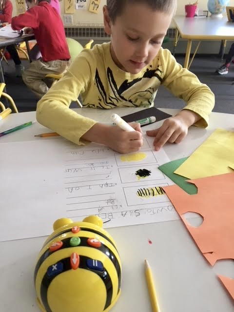 Bee-Bots In Kindergarten!