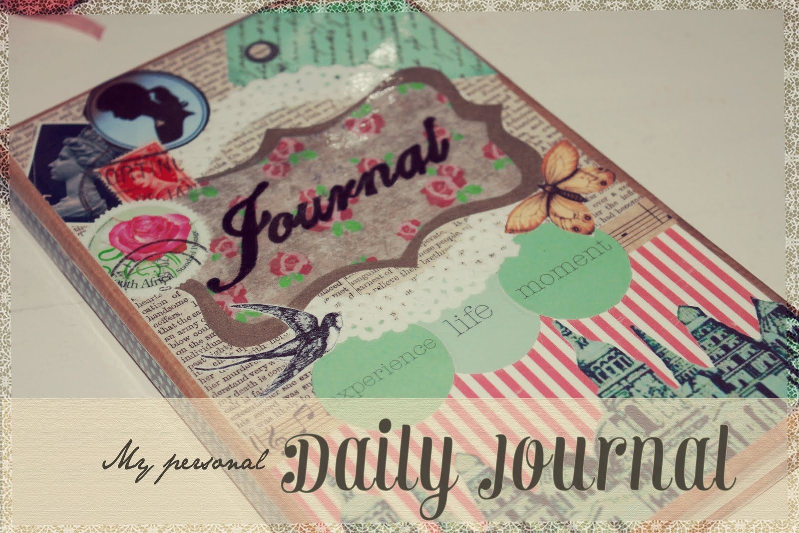journals my personal daily journal