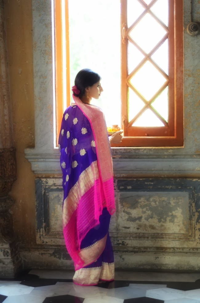 Indian Fashion Blog sari