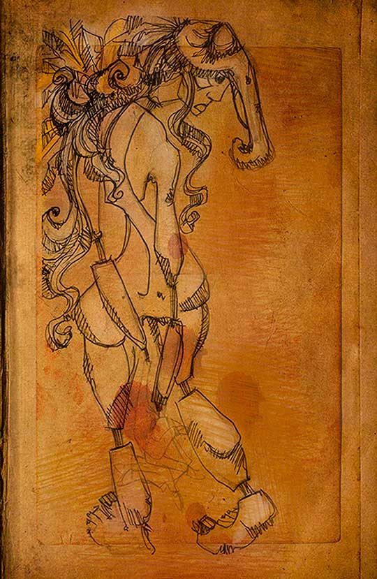 Arte de Maria Gracia Vielma