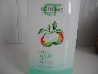 carefree-manzana-champu