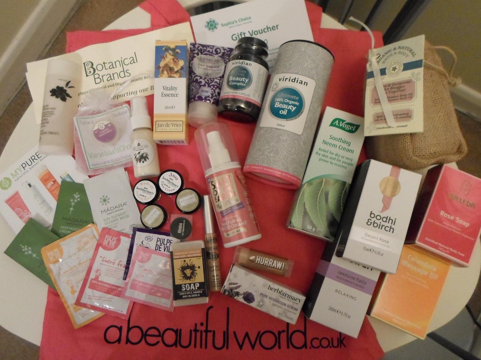 Sugarpuffish Green Beauty Blogger Meet Up (Reading, October 2014)