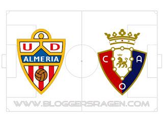 Prediksi Pertandingan Osasuna vs Almeria