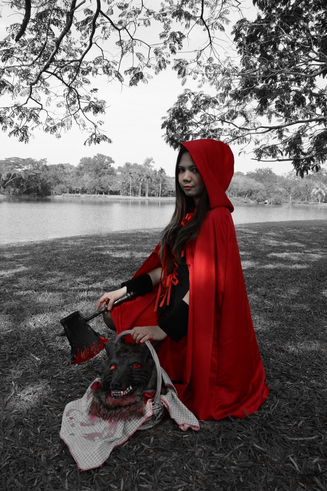 Bloody Red Ridinghood