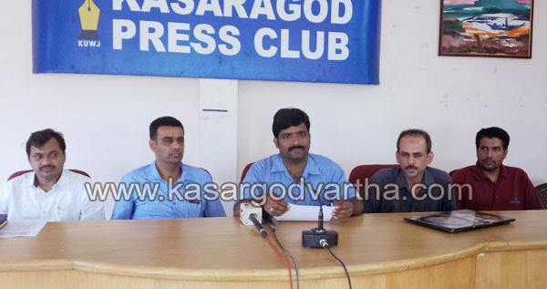 Kasaragod, JCI, Hospital, Health, Kerala, Press meet, KKMA, Simra, NA Nellikkunnu MLA