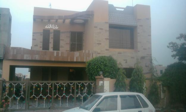 10 Marla Houses For Sale Bahria Town Lahore Shaheen Block