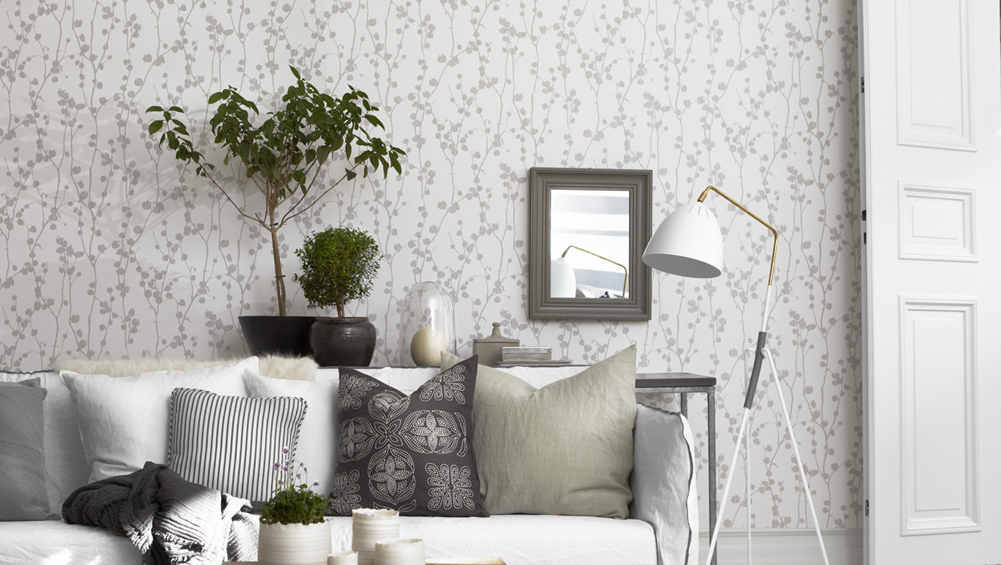 Decordemon inspiration scandinavian delight interiors Scandinavian wallpaper and decor