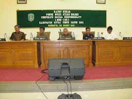 Raker CSR Kabupaten Kutai Timur