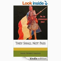 They Shall Not Pass by Frank H. (Frank Herbert) Simonds