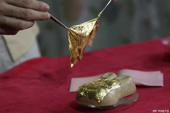 Most Expensive Desserts World Gold Most Expensive Desserts