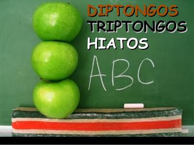 ACENTUACIÓN DE HIATOS