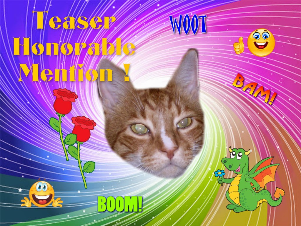 Honorable Mention Tuesday Teaser