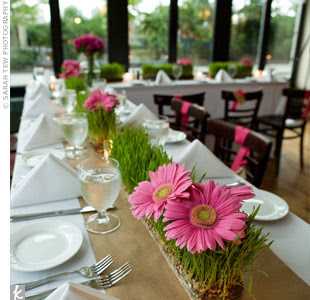 Wedding Reception Ideas For Spring