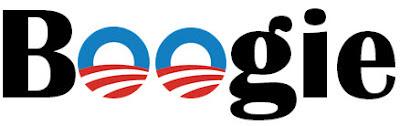 Boogie Obama Logo Mashup