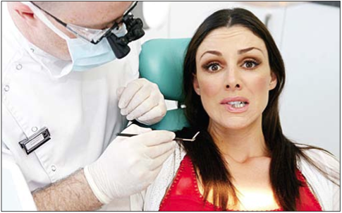 how to minimize dentist visit pain