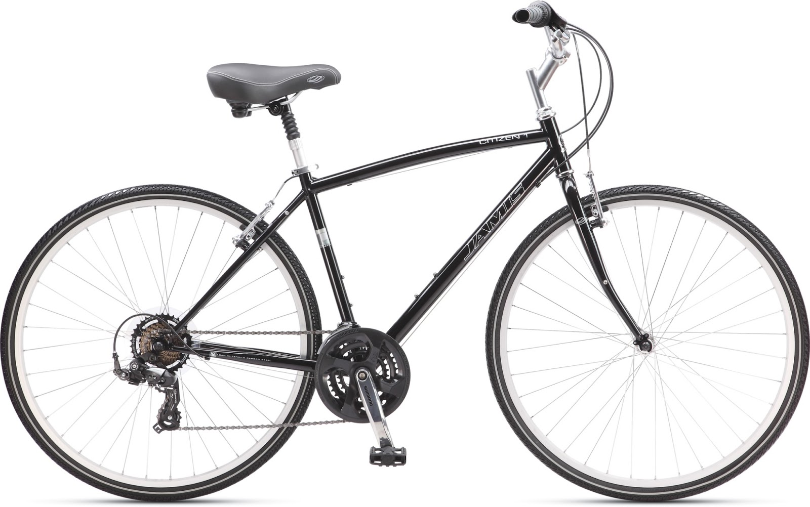 Bikes Citizen Hybrid Janis A basic hybrid bike from Jamis