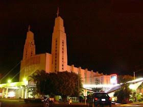 Catedral PZ de noche