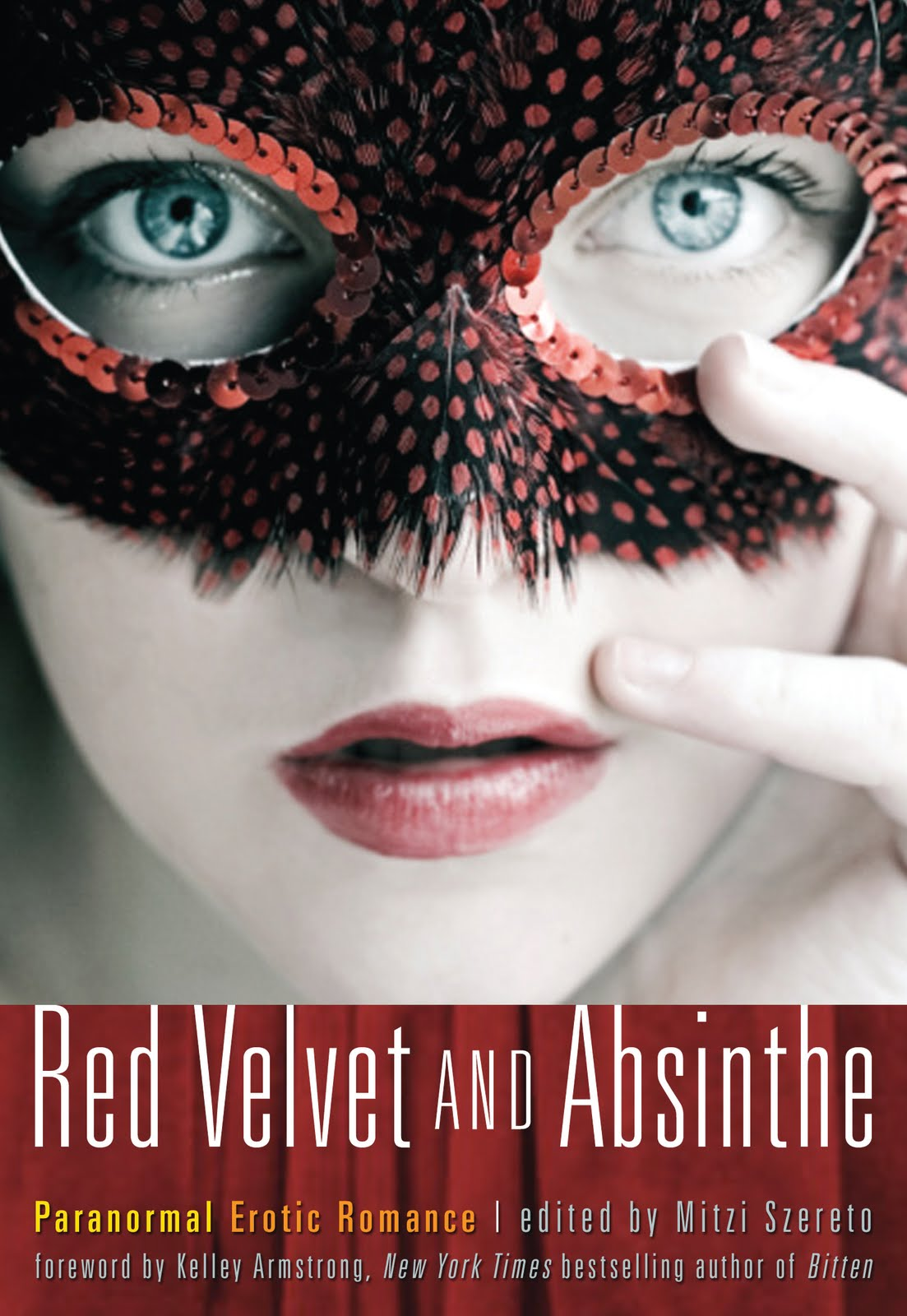 ... new anthology called Red Velvet and Absinthe: Paranormal Erotic Romance ...