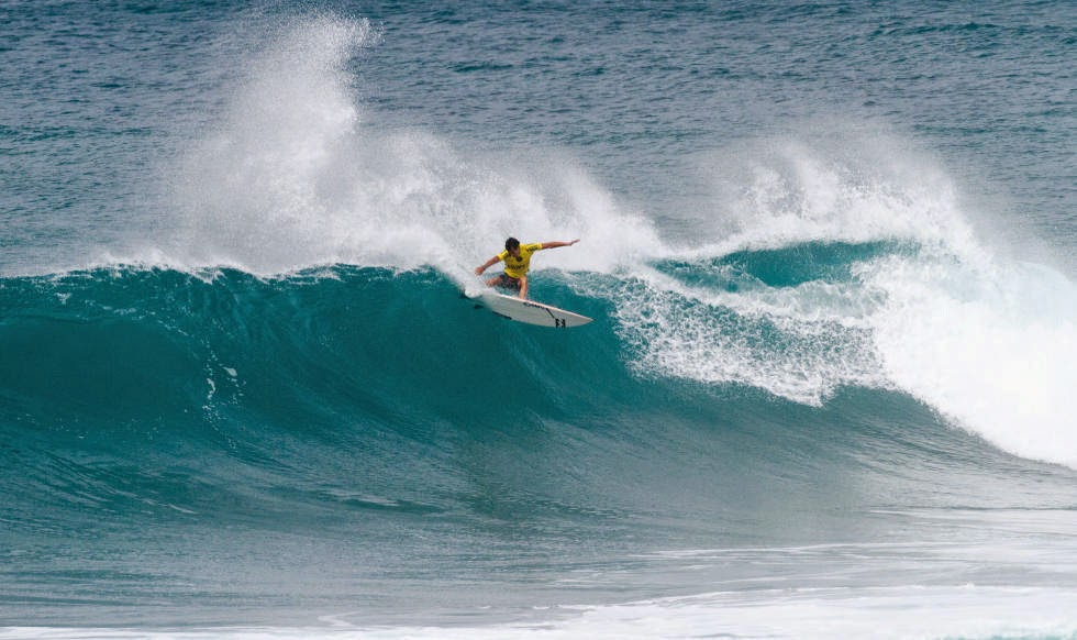 50 Vans World Cup of Sufing 2014 Seth Moniz Foto ASP